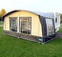 Inaca Caravan Awnings Inaca Alpes 420 Caravan Porch Awning For Sale