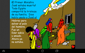children bible in spanish android apps on google play
