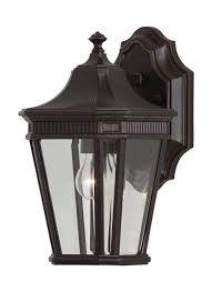 Murray Feiss Lighting Catalog Ol5400gbz 1 Light Wall Lantern Grecian Bronze
