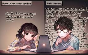 Looking For A Artist Looking At Arts By Kawacy On Deviantart