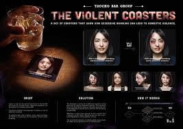 yaocho bar group the violent coasters adeevee