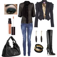 casual dinner friday dinner date polyvore