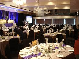 wedding reception lights and dj services grand central