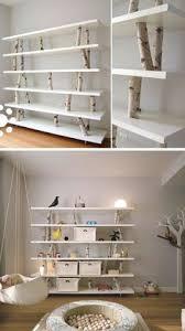 Tree Branch Bookshelf Diy Birch Branch Shelf Crazy Price So Simple To Diy Furniture And