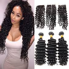 curly hair extensions before and after quality curly hair with closure can be mixed wave