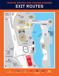 Chicago Permit Parking Map by Chicago Bears Parking And Transportation Guide