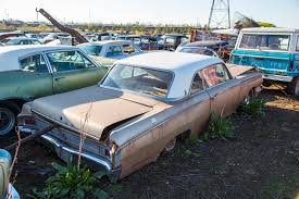 Vintage Ford Truck Junk Yards - this colorado parts yard has been collecting classic cars for