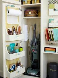 meuble a balai pour cuisine awesome idea for a closet placard à balai rangement cuisine