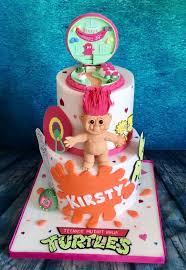 90 u0027s kids 30th birthday cake by meme u0027s cakes cakesdecor