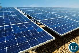 install solar zambia rural electrification authority to install solar power