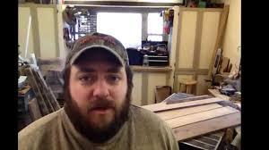 Flag Box Plans Woodworking Part 1 Building A Custom Hardwood Memorial Flag