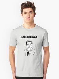 Funny Meme T Shirts - save brendan fraser funny meme tee shirt classic t shirt by