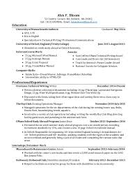 teach for america sample resume dlsu thesis comm arts cover letter for internal job posting