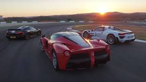 porsche mclaren p1 video chris harris on cars laferrari v porsche 918 v mclaren p1 at