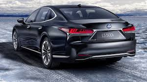 lexus ls interior 2018 lexus ls 500h interior exterior and drive youtube