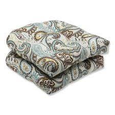 paisley patio chair cushions u0026 pads ebay