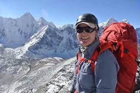 Iowa Mountains images Mountain climbing a passion for first iowa woman to summit mount jpg