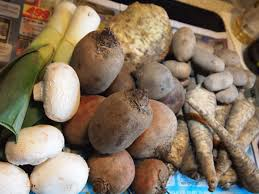 Freezing Root Vegetables - like storm but with a u march 2013