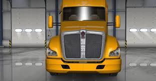 logo kenworth kenworth t 680 hd logos mod american truck simulator mod ats mod