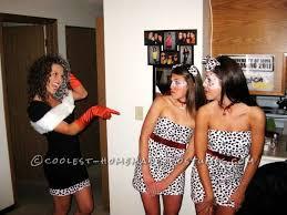 Cruella Vil Halloween Costume Easy 101 Dalmatians Cruella Vil Group Halloween Costume