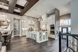 alquinn show homes featuring divine flooring traditional