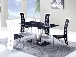 tinted glass table top pleasant black tinted glass dining table modern black tinted glass