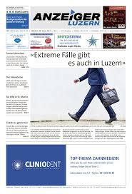 Esszimmer Restaurant Luzern Anzeiger Luzern 18 01 2017 By Anzeiger Luzern Issuu