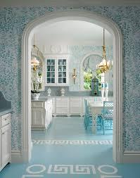 best 25 blue kitchen wallpaper ideas on pinterest blue kitchen