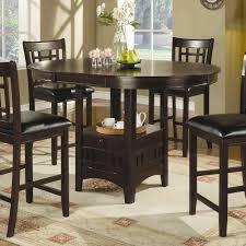 beautiful tall round kitchen table exquisite beautiful kitchen