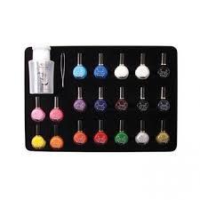 konad stamping nail art konad stamping nail art pro salon kit i