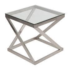 amazon com furniture signature design coylin glass