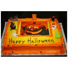 halloween sheet cakes images reverse search