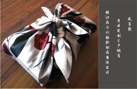 japanese wrapping method environmental protection energy saving products japanese classical