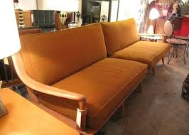 Vintage Modern Sofa Mid Century Modern Wright Suggests That Condition