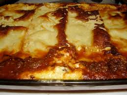 Meat Lasagna Recipe With Cottage Cheese by Beef Lasagna With Cottage Cheese U2013 Bakingmehungry