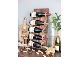 smart diy wine rack ideas that you can make for almost no cost