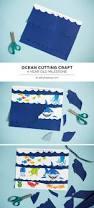 milestone monday ocean themed cutting craft u2014 all for the boys