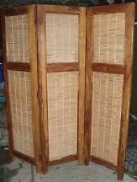 Wooden Room Divider Solid Wood Room Divider Foter