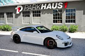 2014 gt3 porsche 2014 used porsche 911 gt3 pdk at parkhaus performance parts