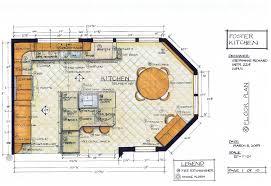 Kitchen Design Plan Kitchen Floor Plan At Home And Interior Design Ideas