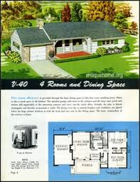 small retro house plans town country ranch homes 1962 vintage house plans 1960s