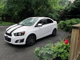 open letter to non enthusiast sonic owners page 3 chevy sonic