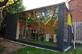 Office In A Shed Benefits Of Using A Shipping Container Office Dreama Bruno
