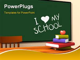 School Themed Powerpoint Templates Education Powerpoint Templates Educational Powerpoint Themes