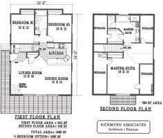 Unique Floor Plans For Houses One Story House Plans With Open Concept Plan 1275 Floor Plan