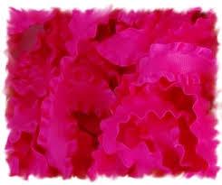 ruffle ribbon pink ruffle ribbon