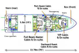 Mega Yacht Floor Plans by Charter Yacht Monte Fino 78 U0027samaric U0027 In Spain Top Sailing Charter