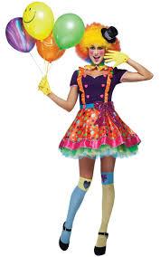 colourful clown costume women u0027s circus clown costume