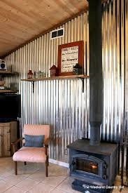remodelaholic diy corrugated tin wall tutorial