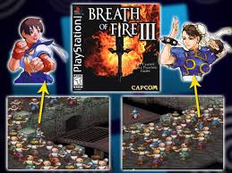 Street Fighter Meme - breath of fire iii cameo appearances street fighter know your meme